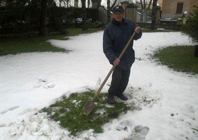 maestro de l'arte del giardino