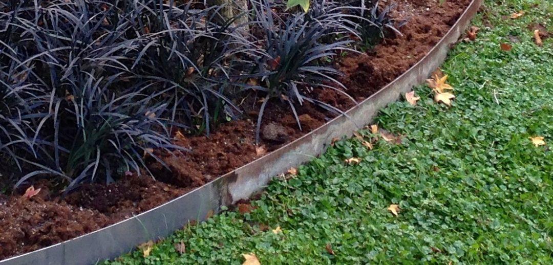 Realizzazione di aiuole e bordure arte del giardino - Aiuole per giardino ...